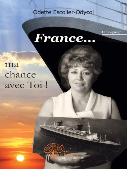 France.. Ma chance avec toi !