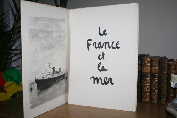 Le France et la mer