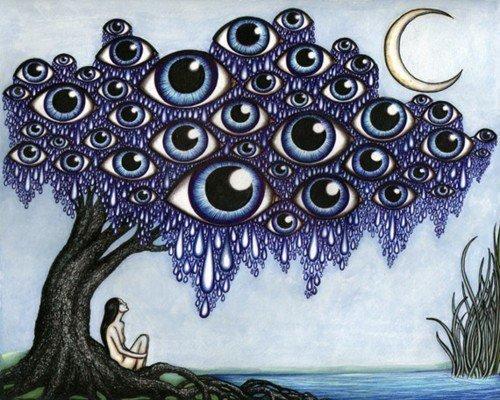 L'art psychedelic ? Pire qu'un art !