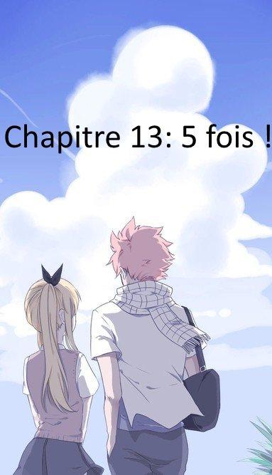 Fic 2 /// School Fic /// Chapitre 13