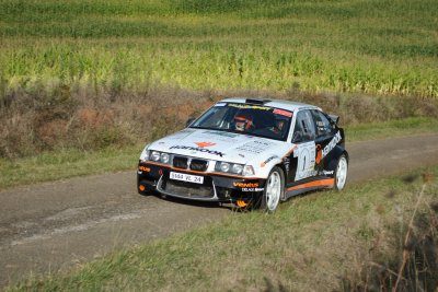 Photo : Rallye de Bonaguil 2010