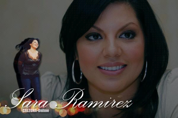 Sara Ramirez : Actrice
