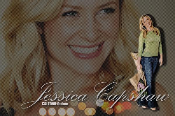 Jessica Capshaw: Actrice