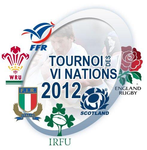 Tournois des 6 nations 2012: Les dates ...