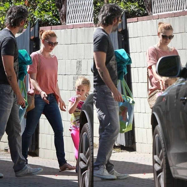 4 Avril 2015 | Sortie en famille à Studio City