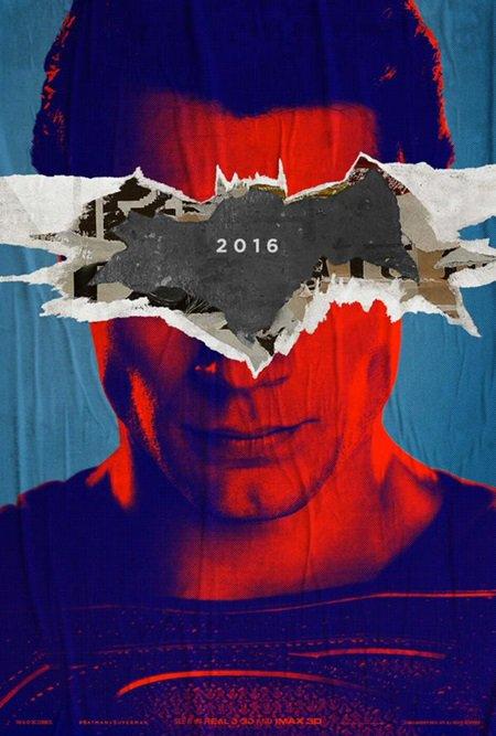 Deux posters pour Batman V Superman + BA en VOSTR