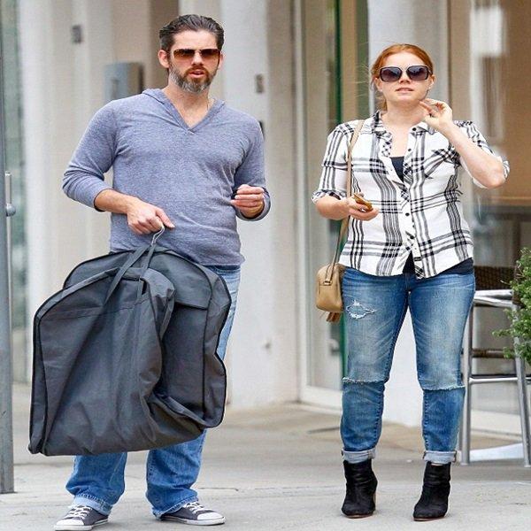21 Avril 2015 | Amy et Darren Le Gallo à Beverly Hills