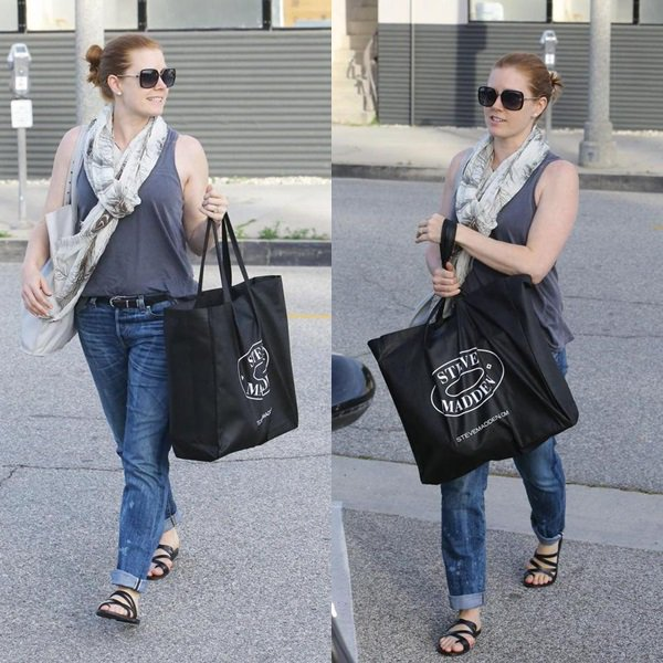 30 Avril 2015 | Amy à West Hollywood avec sa famille