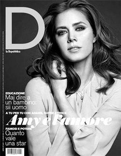 Couverture du magazine DlaRepubblica