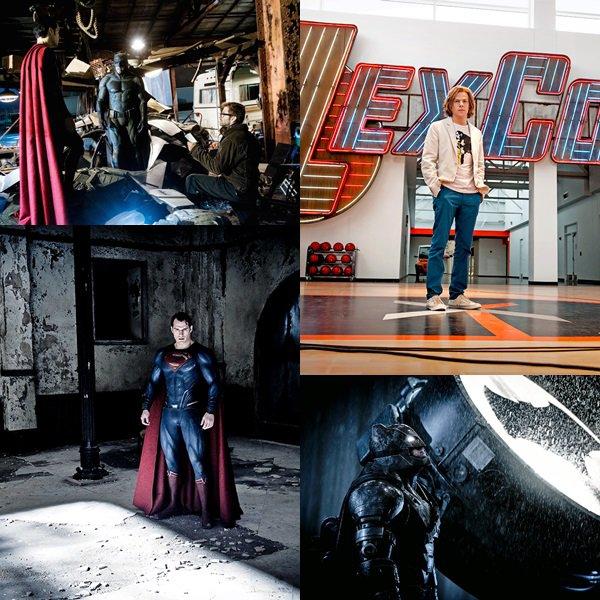 Nouvelles images du film Batman V Superman: L'aube de la justice