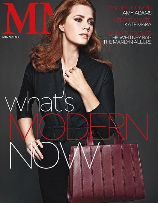 Couverture de Max Mara's magazine (Automne 2015)
