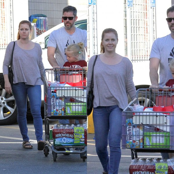 30 Septembre 2015 | Amy en shooping