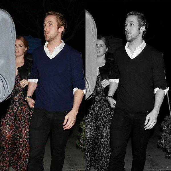 4 Novembre 2015 | Récemment Amy avec Ryan Gosling à Beverly Hills
