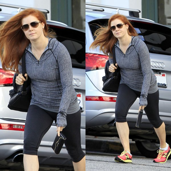 07 Janvier 2016 | Amy Adams  à Beverly Hills