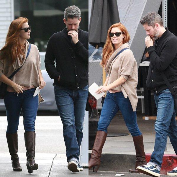 15 Janvier 2016 | Amy et Darren à Los Angeles