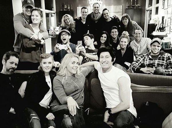 31 Janvier 2016 | Amy avec des amis