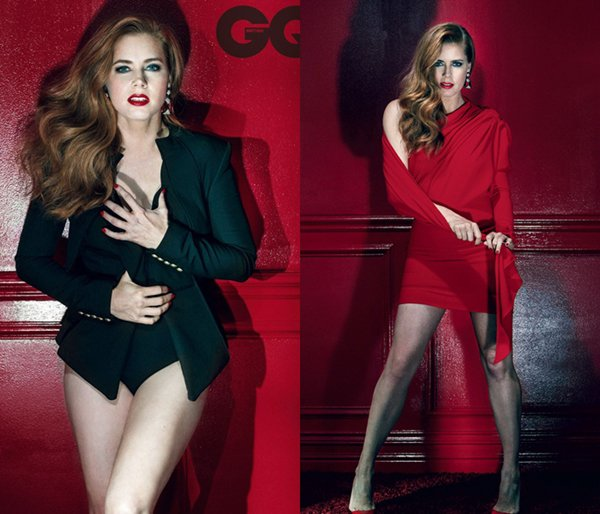 Photoshoot pour GQ UK