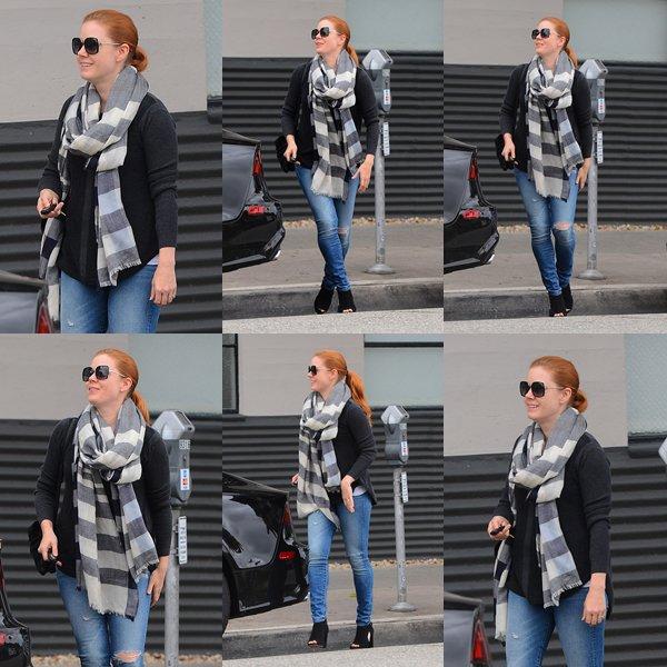 15 Mars 2016 | Amy en shooping à Beverly Hills
