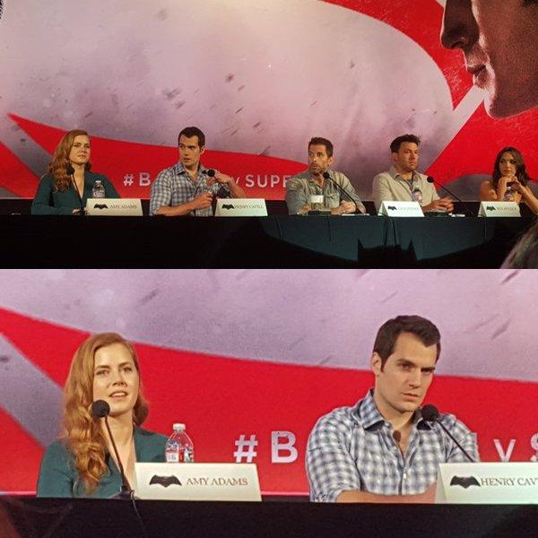 16 Mars 2016 | Conférence de presse et photocall pour Batman v Superman