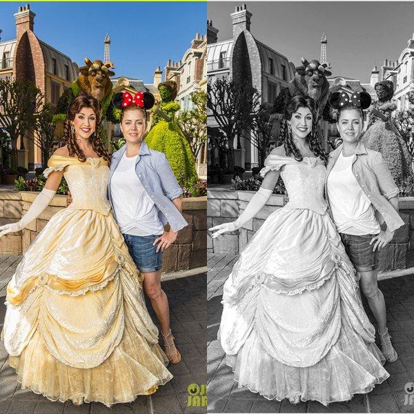 6 Avril 2016 | Amy à Disney World
