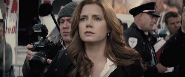 Photos de Lois Lane provenant de quelques scènes inédites de Batman v Superman