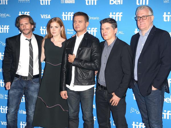 12 Septembre 2016 | Avant-première d'Arrival pour le festival du film de Toronto