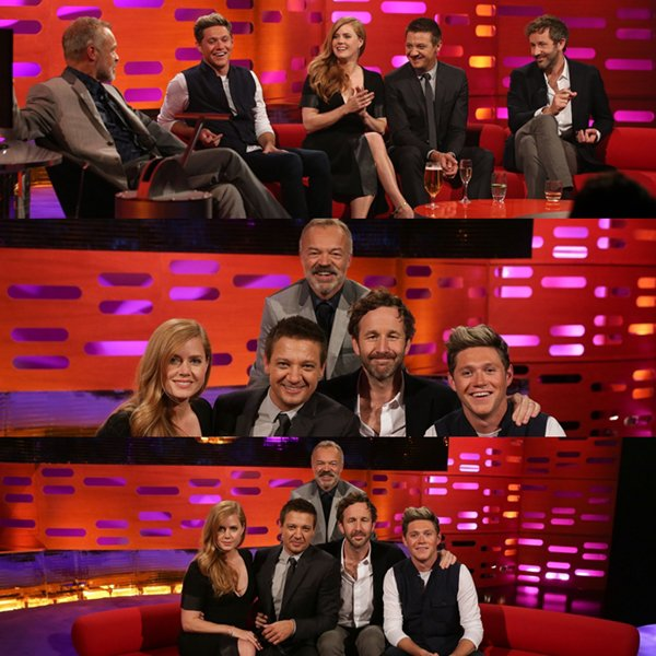 14 Octobre 2016 | The Graham Norton Show