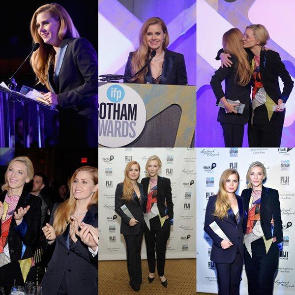 28 Novembre 2016   Gotham Independent Film Awards 2016