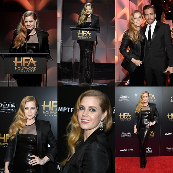 5 Novembre 2017 | 21st Annual Hollywood Film Awards