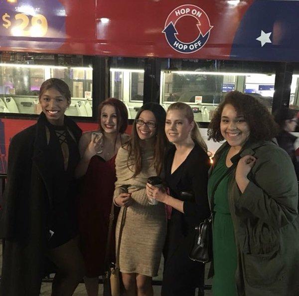 11 Avril 2018 | At JFK airport