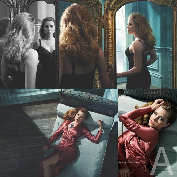 Photoshoot pour Emmy Magazine (Juillet 2018)