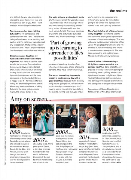 SCANS |  Woman & Home South Africa