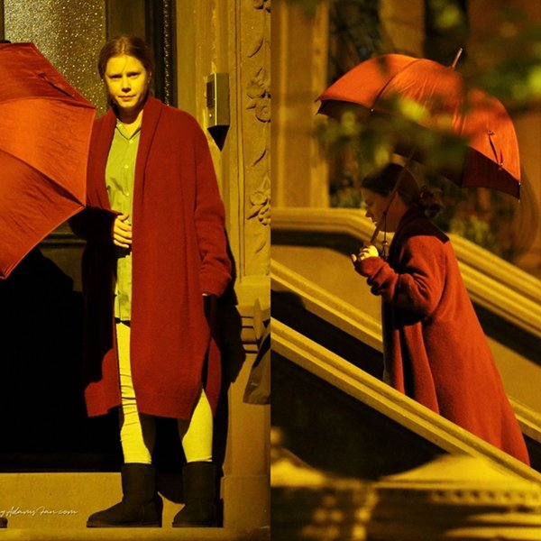 """17 Octobre 2018   Toujours en tournage """"The Woman in the Window"""""""