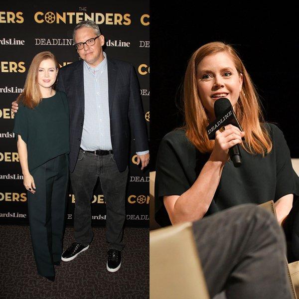 3 Novembre 2018 | Deadline's The Contenders
