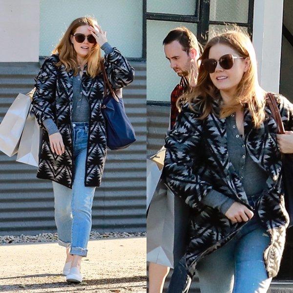 1 Décembre 2018│Amy et Darren à Beverly Hills