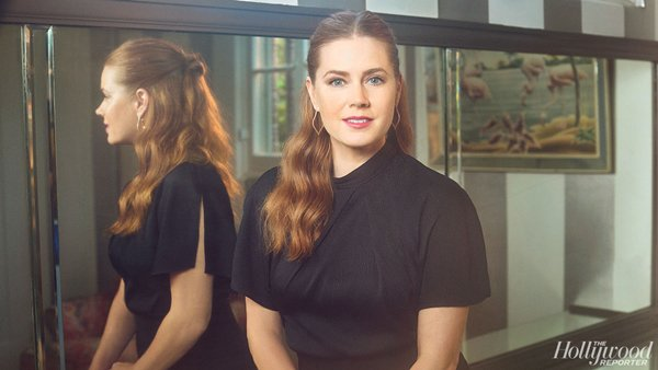 "Amy Adams pour ""The Hollywood Reporter"""