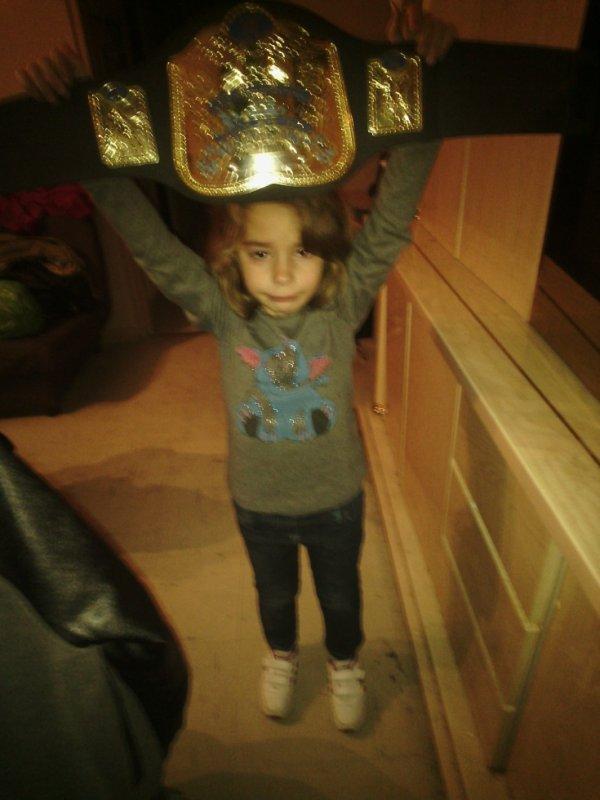 Ma princesse avec le titre par equipe