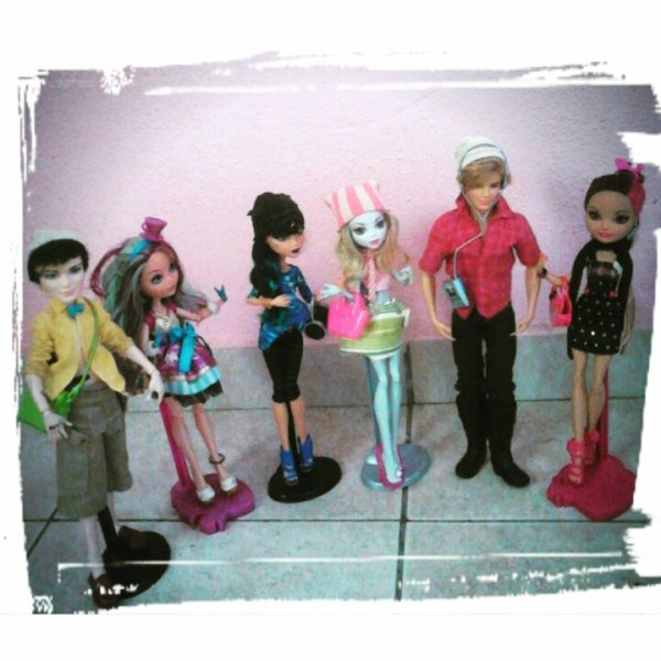 My Family Dolls ^^