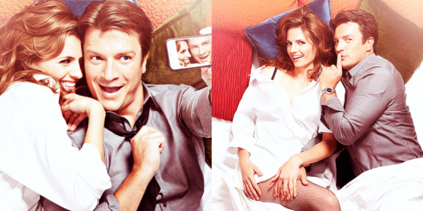 Castle : Beckett, what do you want?