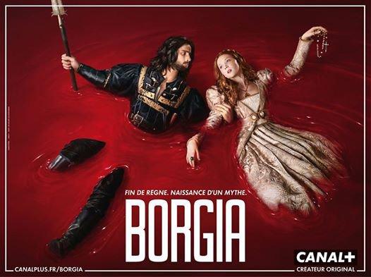 Borgia (canal +) Je suis très déçue!