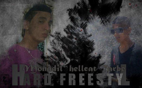 Monadil feat Hellcat feat Mc.HarBi (HarD freestyL)