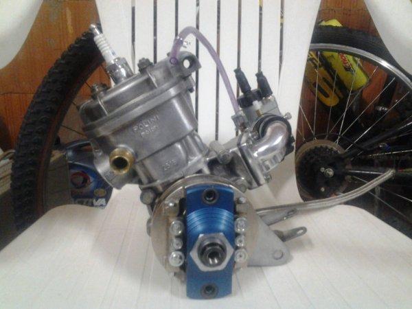 moteur remonté