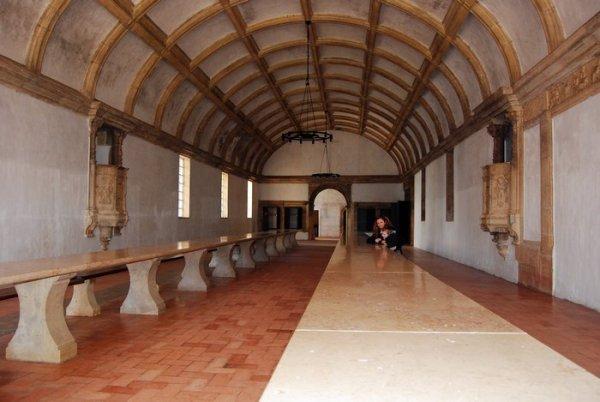 Le couvent de l'ordre du Christ de Tomar