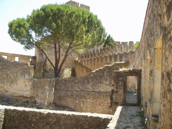 Le château de Tomar