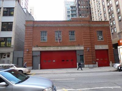visite fire station ladders 24 et hook 1 fdny