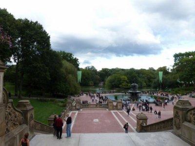 un dimanche a central parc