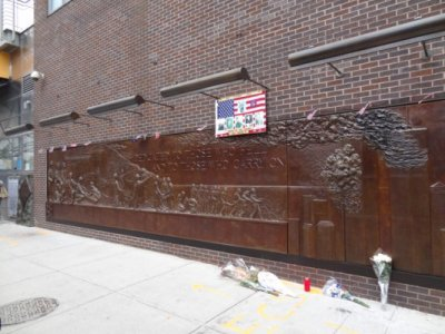 FDNY NEVER FORGET