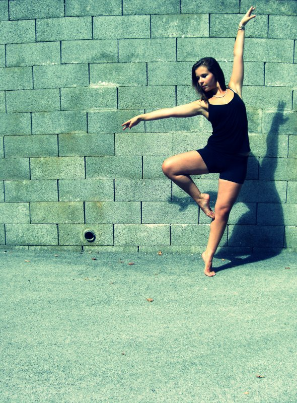Dance is not an option, it is who I am.