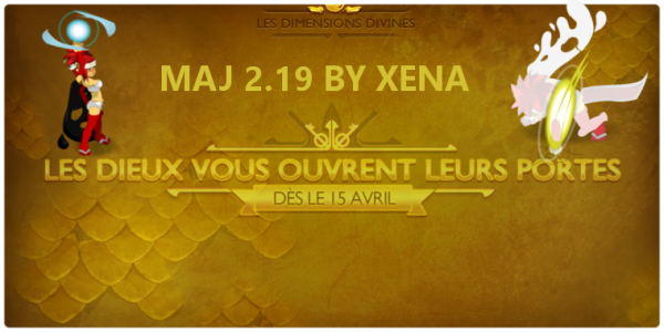 [MaJ 2.19] Le Donjon pour level 100.