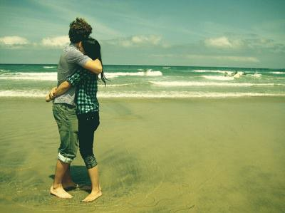 Its not about finding someone Who won't fight with you or Make you sad or mad, its about finding the person who Will still be standing there, wiping the tears away, Holding you in their arms after a fight & The one who will never leave you no matter how hard things can get